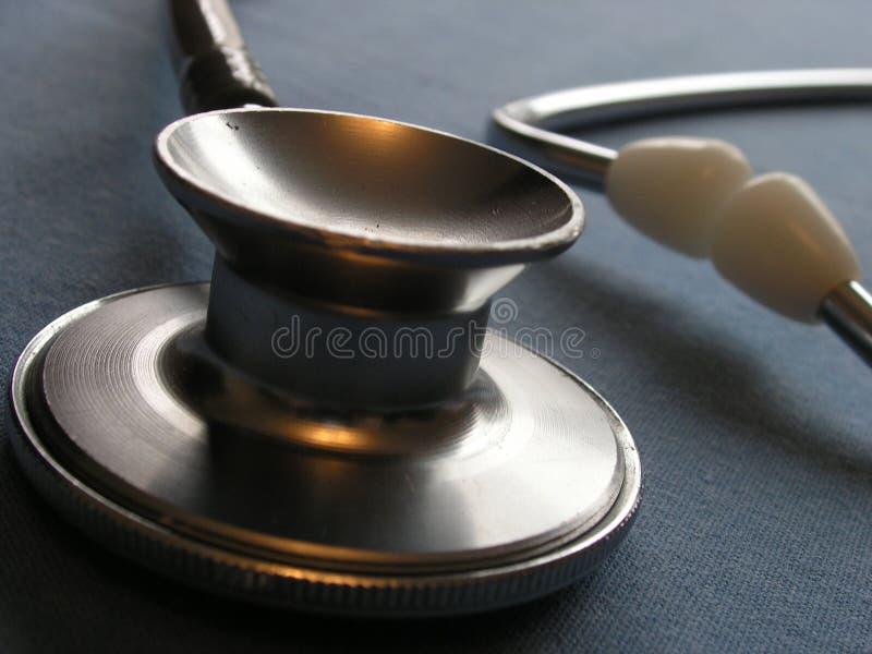 στηθοσκόπιο γιατρών s στοκ εικόνα