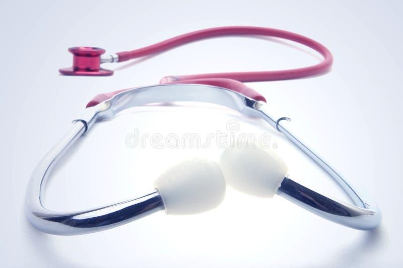 Download στηθοσκόπιο στοκ εικόνα. εικόνα από πίεση, ασθενής, νοσοκόμα - 50785