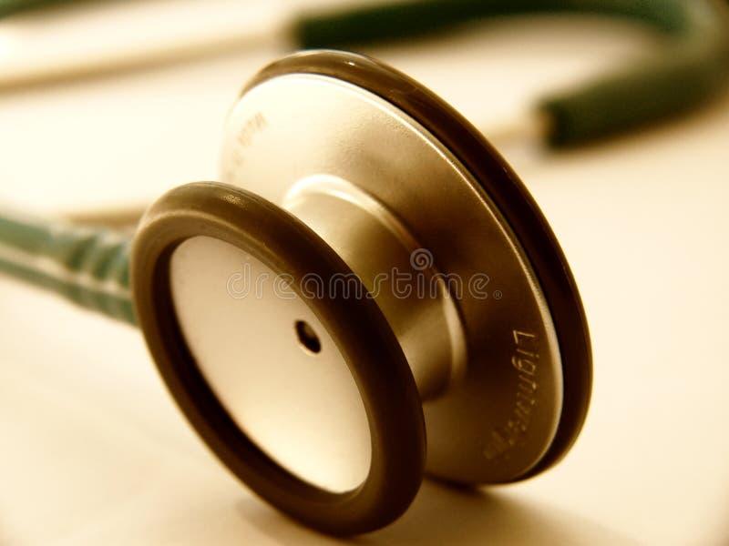 στηθοσκόπιο στοκ φωτογραφία
