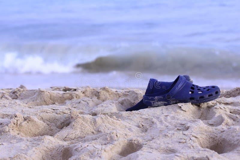 Στην παραλία στοκ φωτογραφία με δικαίωμα ελεύθερης χρήσης