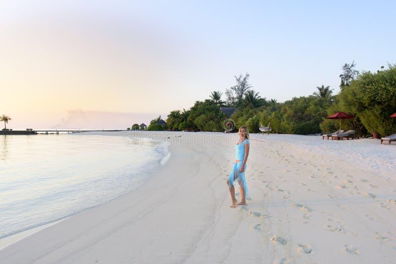 Στην παραλία στοκ φωτογραφία