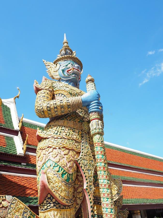 Στη Μπανγκόκ στοκ φωτογραφία