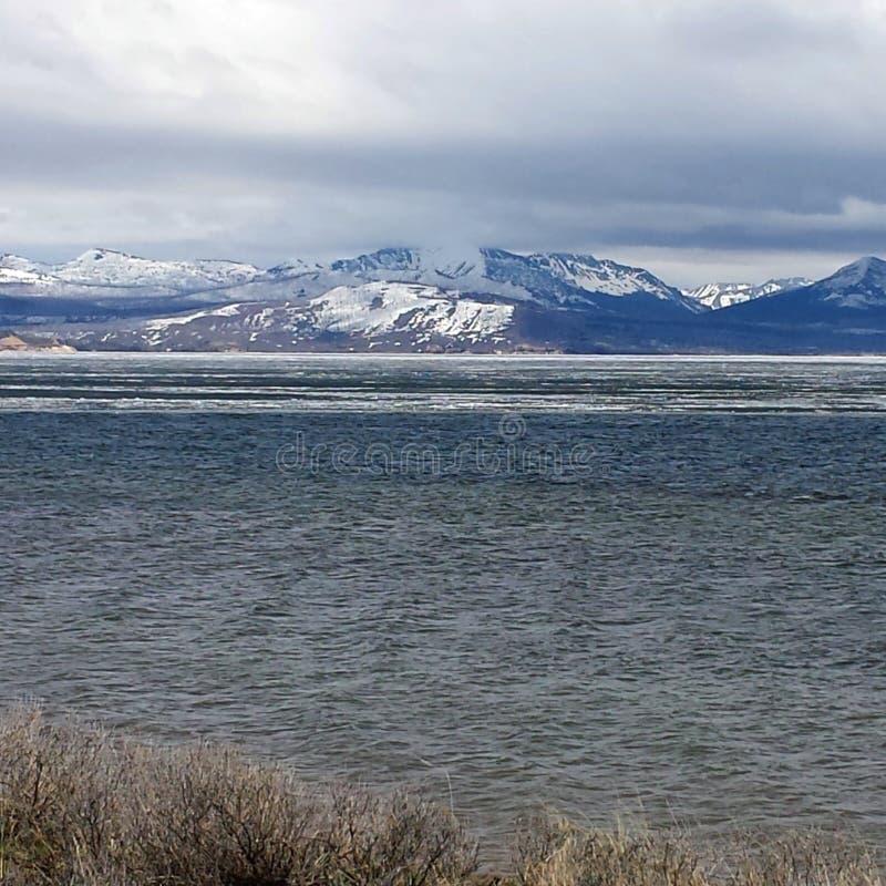 Στιγμή βουνών στοκ εικόνες με δικαίωμα ελεύθερης χρήσης