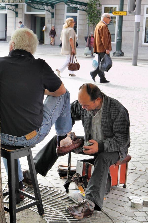 Στιλβωτής στοκ φωτογραφία με δικαίωμα ελεύθερης χρήσης
