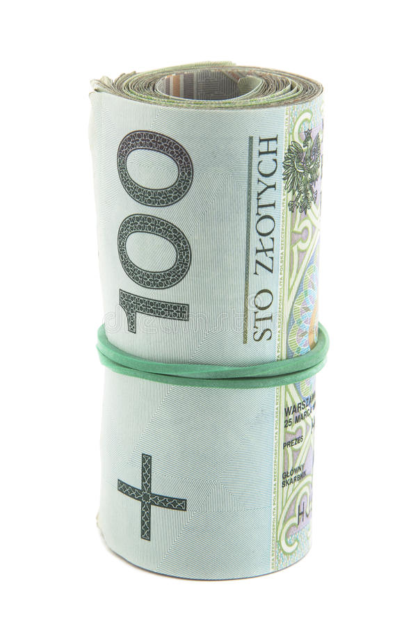 στιλβωτική ουσία χρημάτων στοκ εικόνα με δικαίωμα ελεύθερης χρήσης