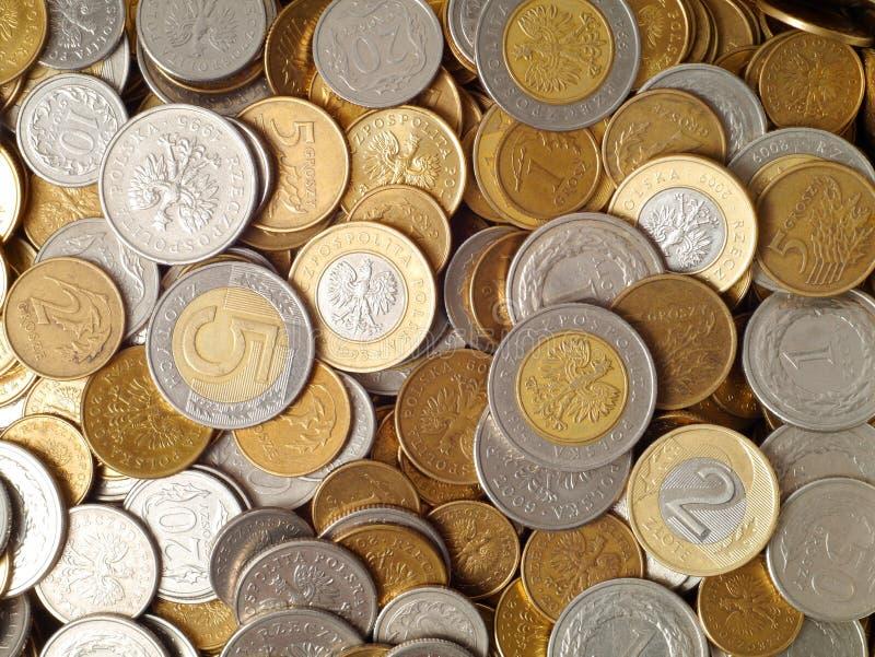 στιλβωτική ουσία χρημάτων στοκ εικόνες με δικαίωμα ελεύθερης χρήσης