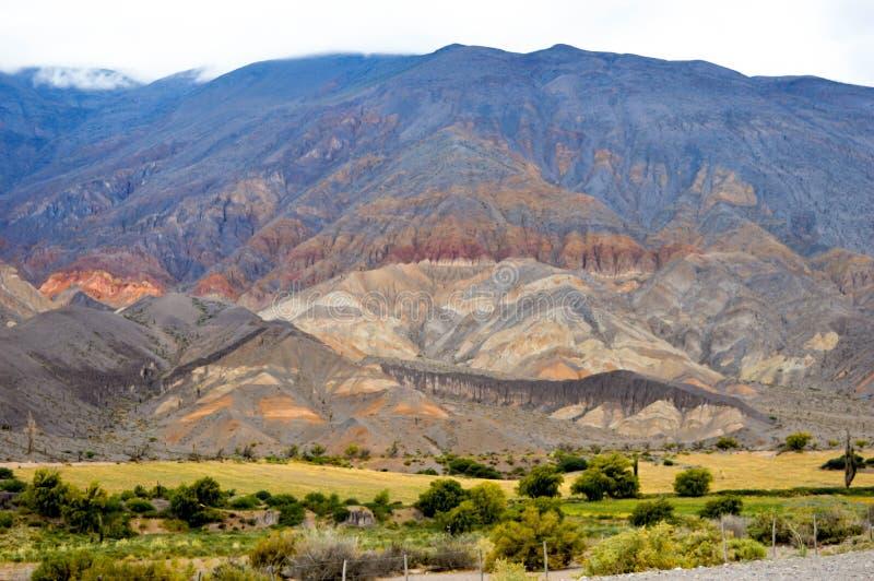 Στις διακοπές μου περνώντας από τη Σάλτα της Αργεντινής στοκ εικόνες