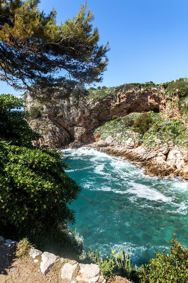 2019 ΣΤΙΣ 5 ΜΑΐΟΥ, Dubrovnik Κροατία Ένας από τους δύσκολους κόλπους στοκ φωτογραφία