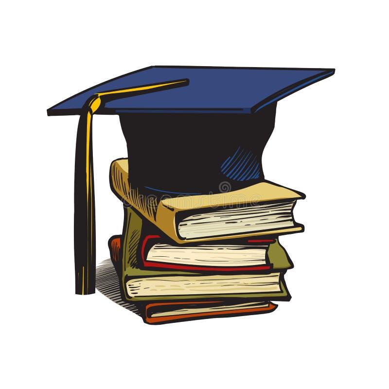 στοίβα βαθμολόγησης βιβλίων ΚΑΠ ελεύθερη απεικόνιση δικαιώματος