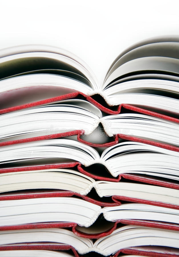 Download στοίβα βιβλίων στοκ εικόνες. εικόνα από σχολείο, κανένας - 13177458