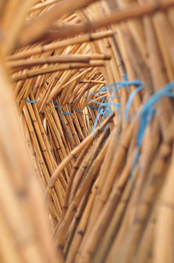 στοίβα ινδικού καλάμου στοκ φωτογραφία με δικαίωμα ελεύθερης χρήσης