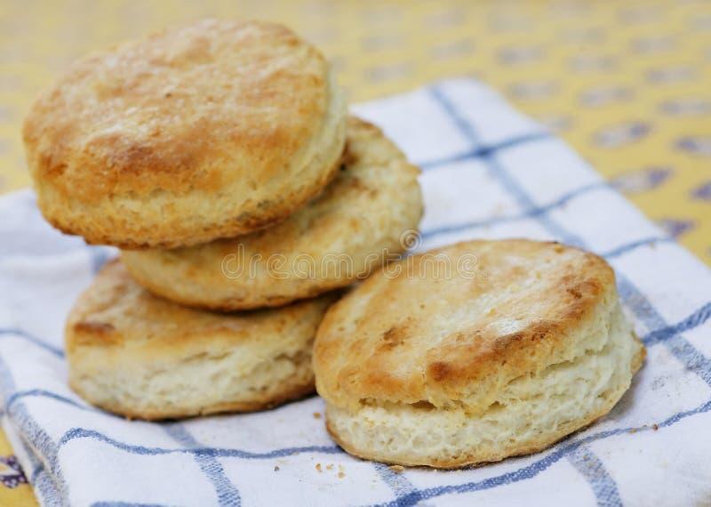 στοίβα μπισκότων στοκ εικόνα