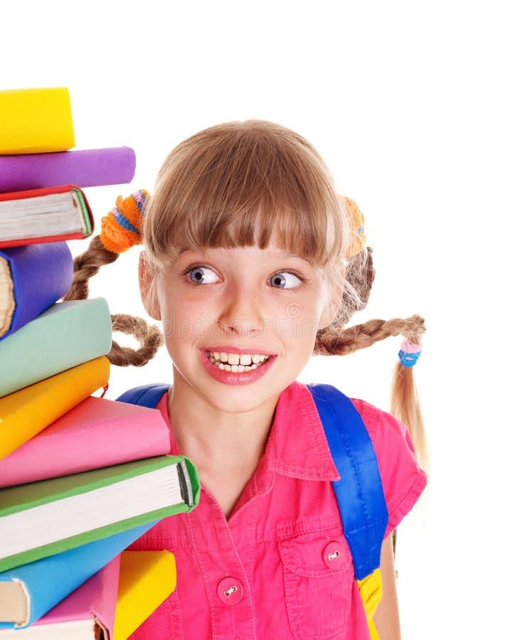 στοίβα παιδιών βιβλίων στοκ φωτογραφίες με δικαίωμα ελεύθερης χρήσης