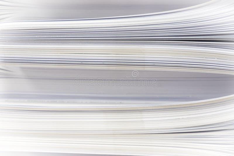 Στοίβα των εγγράφων στοκ εικόνες
