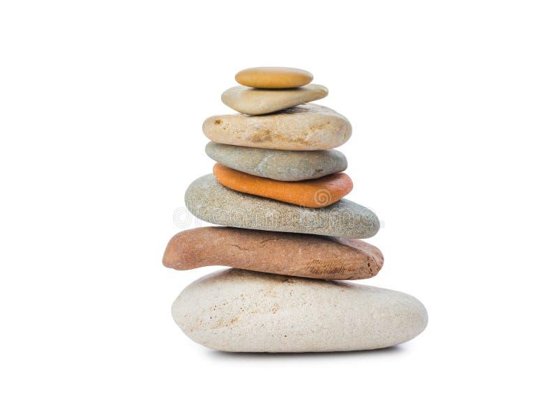 Στοίβα των πετρών στοκ εικόνες