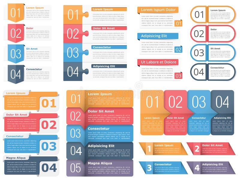 Στοιχεία σχεδίου με τους αριθμούς και το κείμενο ελεύθερη απεικόνιση δικαιώματος