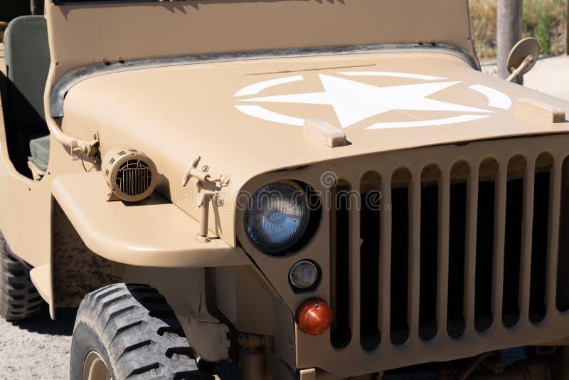 """Στοιχεία Ï""""Î¿Ï… αρχαίου στρατιωτικού αυτοκινήτου στον 2Î¿ παγκόσμιο πόλεμΠστοκ εικόνες"""