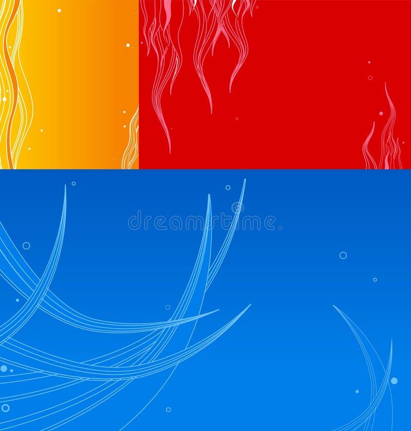 στοιχεία τρία ελεύθερη απεικόνιση δικαιώματος