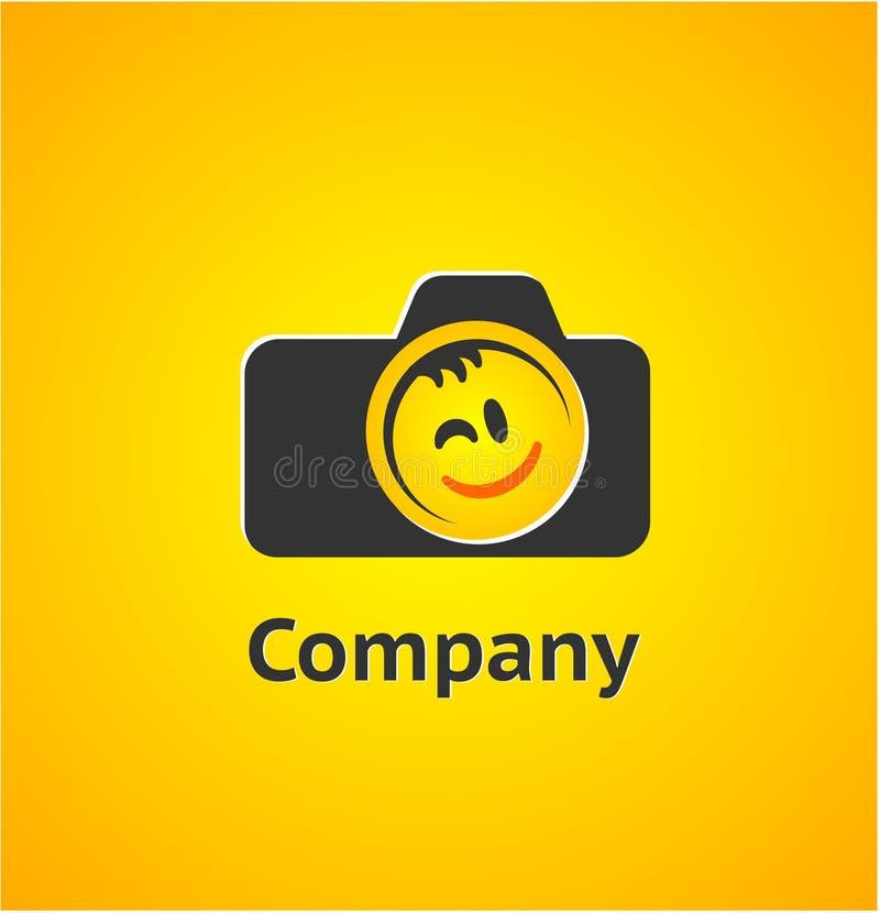 Στοιχείο λογότυπων με τη κάμερα απεικόνιση αποθεμάτων