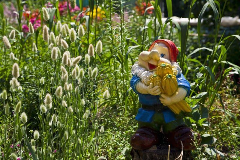 στοιχειό κήπων στοκ εικόνα με δικαίωμα ελεύθερης χρήσης