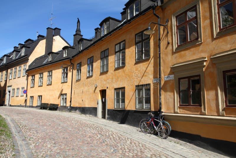 Στοκχόλμη Σουηδία στοκ εικόνες με δικαίωμα ελεύθερης χρήσης