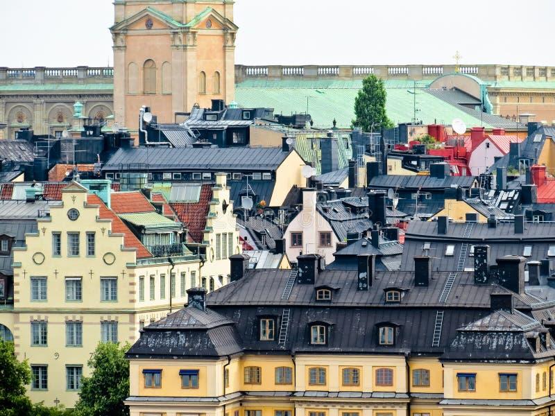 Στοκχόλμη, Σουηδία στοκ φωτογραφία