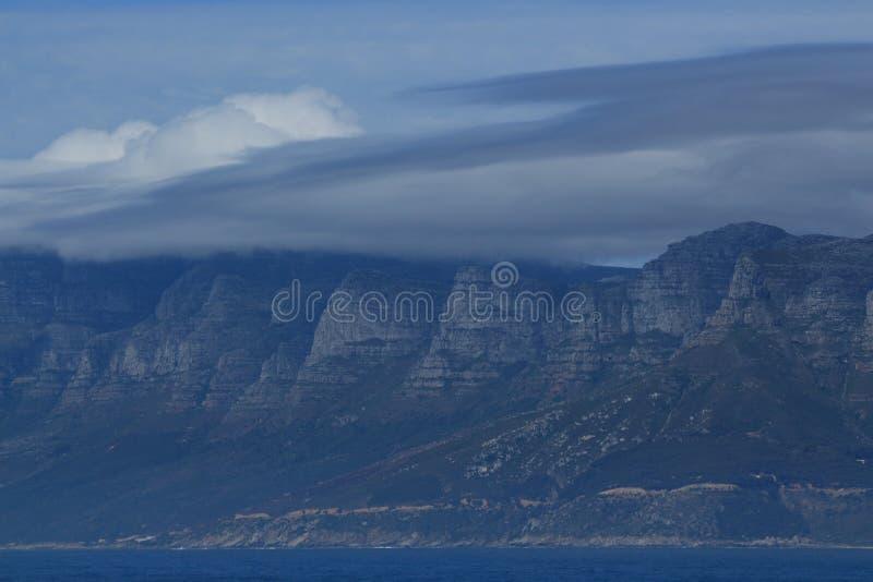Στο Καίηπτάουν, Νότια Αφρική στοκ φωτογραφία με δικαίωμα ελεύθερης χρήσης