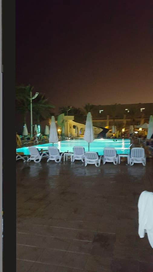 Στο ξενοδοχείο στοκ φωτογραφίες