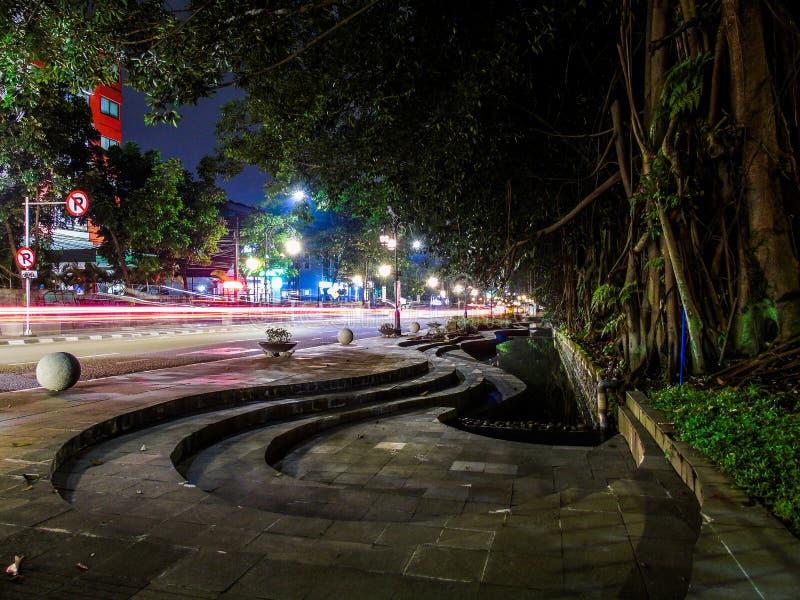 Στο balaikota bandung από την Ινδονησία στοκ εικόνες