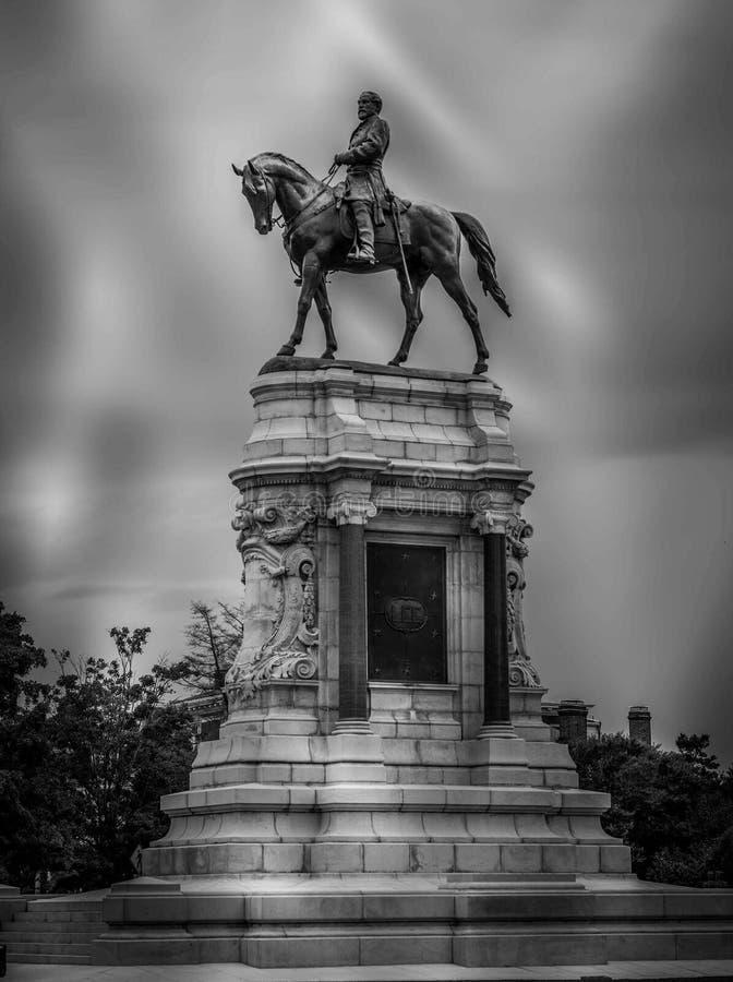 Στρατηγός Robert E Lee στοκ εικόνα
