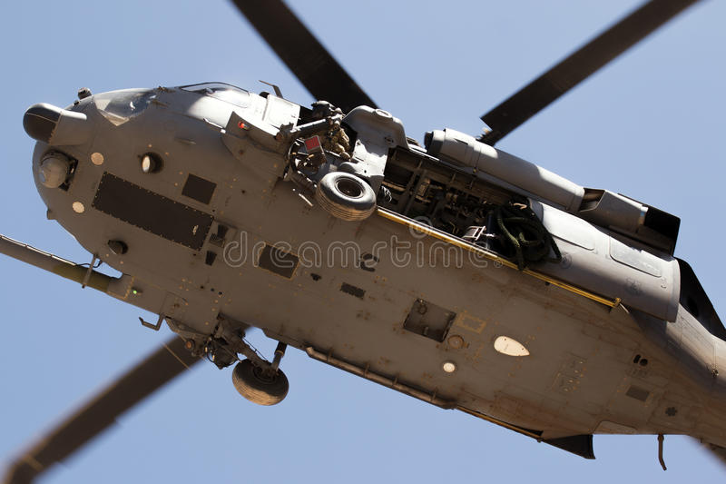 Στρατιωτική πολιτική βροντή αγγέλου άσκησης λειτουργίας στοκ εικόνες με δικαίωμα ελεύθερης χρήσης
