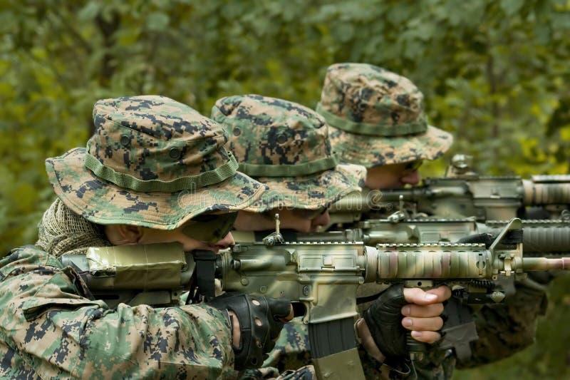 στρατιώτες στοκ εικόνες με δικαίωμα ελεύθερης χρήσης
