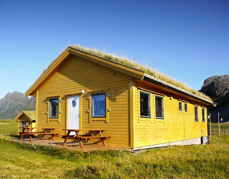 στρατόπεδο Νορβηγία καμπ&io στοκ εικόνες