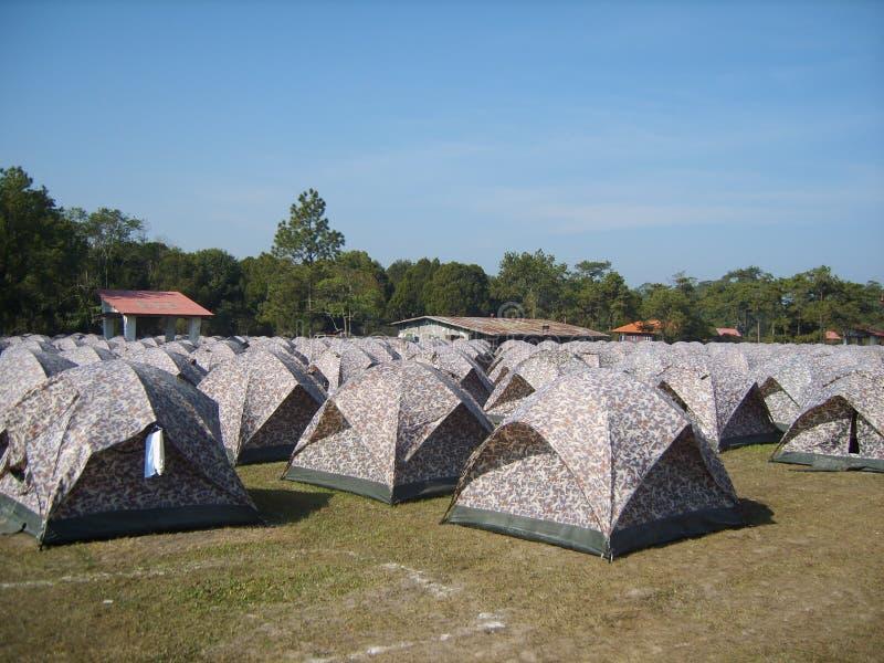 στρατόπεδο στοκ εικόνες με δικαίωμα ελεύθερης χρήσης