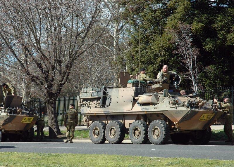 Στρατός. στοκ φωτογραφία