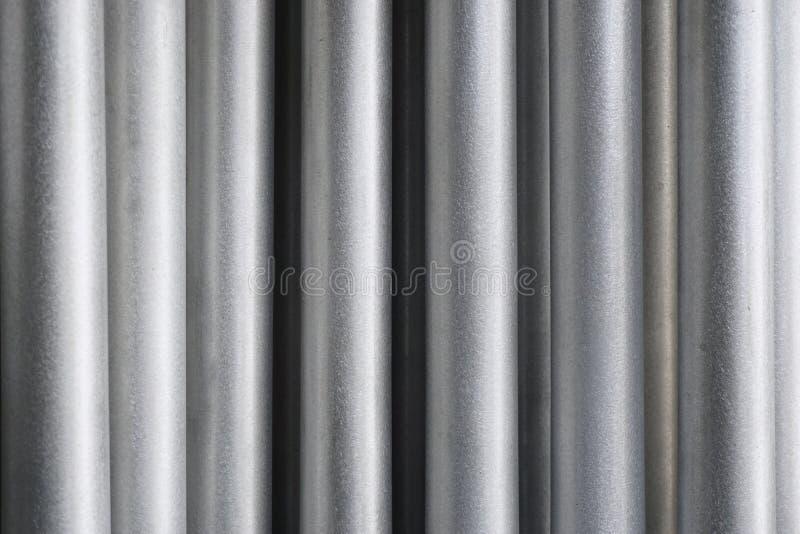 Στρογγυλό μεταλλικό σωληνάριο στοκ φωτογραφίες με δικαίωμα ελεύθερης χρήσης