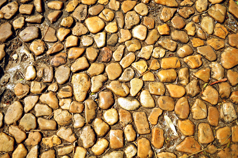 Στρογγυλή πέτρα στοκ φωτογραφίες
