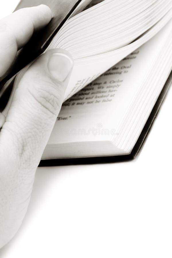 στροφή σελίδων στοκ εικόνες