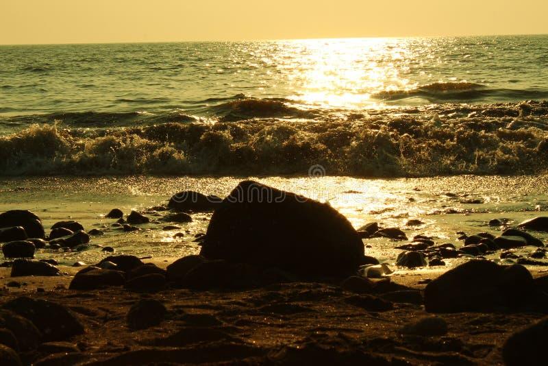 Στροφή της παλίρροιας στοκ φωτογραφία με δικαίωμα ελεύθερης χρήσης