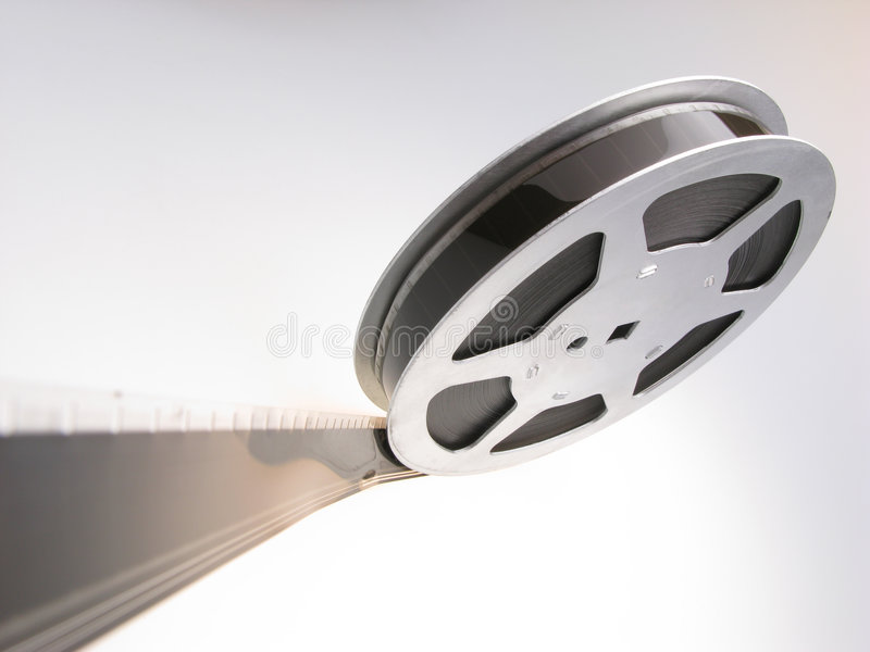 στροφία ταινιών στοκ φωτογραφία με δικαίωμα ελεύθερης χρήσης