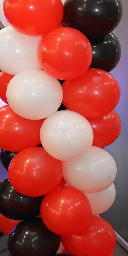 Στρόβιλος μπαλονιών στοκ φωτογραφίες με δικαίωμα ελεύθερης χρήσης