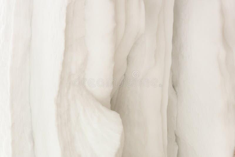 Στρώματα χιονιού υποβάθρου Χρήση για: Ιστοχώρος στοκ φωτογραφία με δικαίωμα ελεύθερης χρήσης