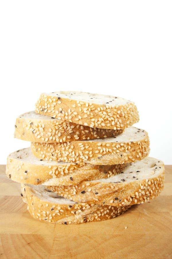 στρώμα ψωμιού στοκ φωτογραφία με δικαίωμα ελεύθερης χρήσης