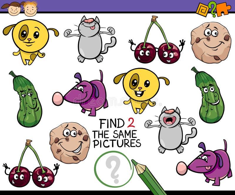 Στόχος παιδικών σταθμών για τα παιδιά ελεύθερη απεικόνιση δικαιώματος