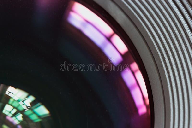 στόχος φακών κινηματογρα&ph στοκ εικόνες με δικαίωμα ελεύθερης χρήσης