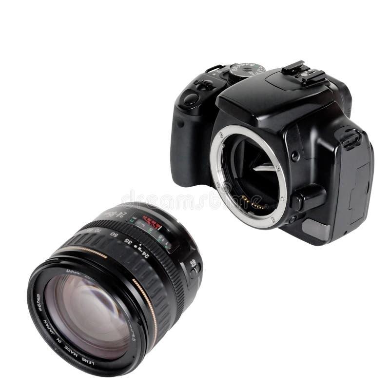 στόχος φωτογραφικών μηχαν στοκ φωτογραφίες