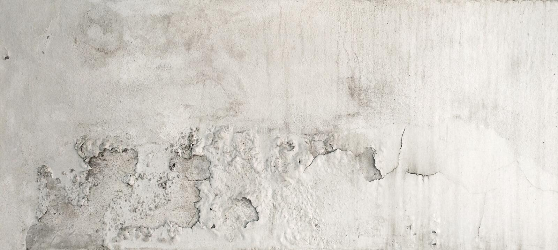 Συγκεκριμένος τοίχος τσιμέντου Grunge με τη ρωγμή στοκ φωτογραφία με δικαίωμα ελεύθερης χρήσης