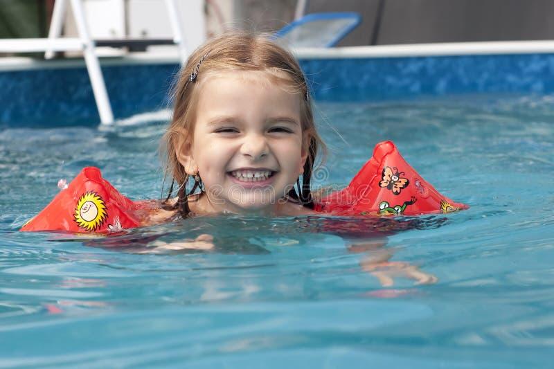 συγκεντρώστε την κολύμβ&eta στοκ φωτογραφία με δικαίωμα ελεύθερης χρήσης