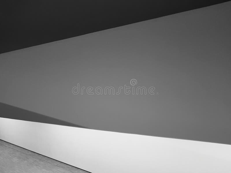 Συγκλίνουσες γραμμές μονοχρωματικό 1 στοκ φωτογραφίες με δικαίωμα ελεύθερης χρήσης