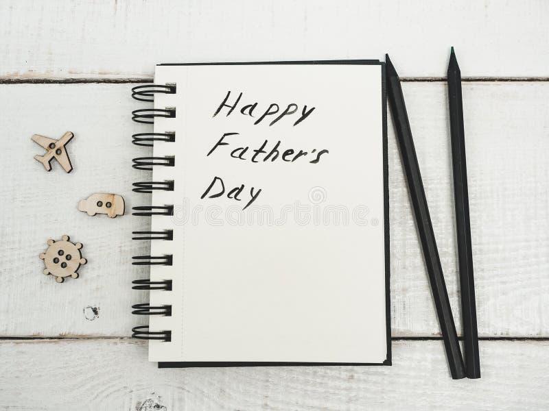 Συγχαρητήρια την ημέρα πατέρων ` s στοκ εικόνα με δικαίωμα ελεύθερης χρήσης
